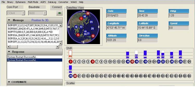 Carputer com GPS